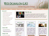 Web Designs By LAO